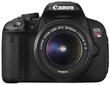 Canon T4i DSLR Camera + 18-55mm Lens + 55-250mm Lens