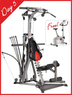 Xtreme 2 SE Home Gym + Schwinn 120 Exercise Bike