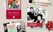 Groupon - Up to 61% Off 40, 70, or 100 Custom Picaboo Flat Holiday Cards