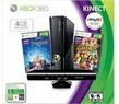 Xbox 360 4 GB Kinect Holiday Bundle
