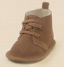 Little Boys' Li'l Desert Suede Booties