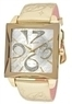 Paris Hilton Hollywood Silver Logo Textured Dial Watch