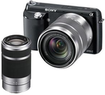 Sony Alpha NEX-F3 16.1MP Camera + 16mm F/2.8 Pancake Lens