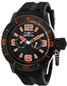 Invicta 1795 Men's Specialty Black Textured Black Dial Watch
