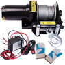 2000lb 0.9HP Electric Recovery Winch
