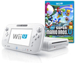 Wii U 8GB Basic Set Console + New Super Mario Bros. U