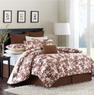 Avenue 8 Autumn Leaf 8 Piece Comforter Set