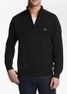 Lacoste 1/4 Zip Regular Fit Sweater