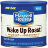 Maxwell House Wake-Up Roast Coffee in 30.65-oz Can