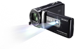 Sony HDR-PJ200 HD Flash Camcorder w/ Built-in Projector