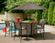 Garden Oasis 5 Piece Patio Bar Set