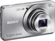 Sony W690 16.1-Megapixel Digital Camera
