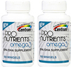 Pro Nutrients Omega 3 Centrum Supplement (2-pack)