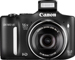 Canon PowerShot SX160 IS 16MP 16x Zoom Digital Camera
