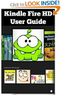 Kindle Fire HD User's Guide Book