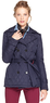 Women's Quilted Peacoat