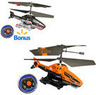 Air Hogs Saw Blade RC Helicopter Bundle