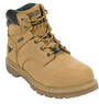 Men's Leather Steel Toe Work Boots