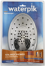 Waterpik AquaScape Two Mode Chrome Showerhead