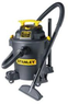 4HP Stanley 6-Gallon Wet/Dry Vac