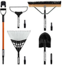 The Handler SystemLawn and Garden 5-Piece Tool Set