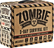 Zombie Defense 3-Day Survival and Disaster Preparedness Kit