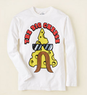Boys' Big Cheese Graphic T-Shirt