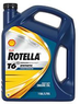 1-Gallon Shell Rotella T6 5W-40 Heavy Duty Motor Oil