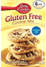 Betty Crocker Gluten Free Chocolate Chip Cookie Mix x 6