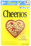 4-pack Cheerios Cereal in 14-oz Boxes