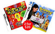 Nintendo DS 2-Game Value Bundle