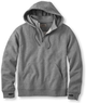 Katahdin Iron Works Quarter-Zip Hooded Sweatshirt