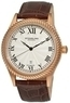Stuhrling Original Augustus Collection 18K Rose Gold Watch