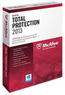 McAfee Total Protection 2013 + $40 GC