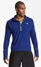 The North Face Men's TKA 80 Hybrid Half Zip Fleece Pullover
