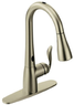 Moen Arbor High Arc Pulldown Kitchen Faucet