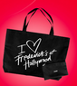 Fredericks - Free Weekender Tote & Cosmetic Bag with $60 Order