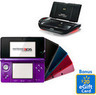 Nintendo 3DS Handheld Game System Bundle + $20 eGift Card