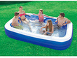 Summer Escapes 10' x 6' Inflatable Family Swimming Pool