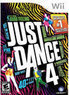Just Dance 4 (PS3, XBOX 360, Wii, Wii U)