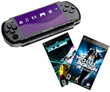 PSP 3K System with Wipeout Pulse & Michael Jackson Games