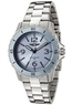 I By Invicta Blue Dial Stainless Steel Band Ladies Watch