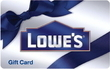 Lowes - 9% Off Lowe's Gift Cards