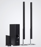 Sharp HT-SL77U 2.1 Channel Sound Bar Home Theater System