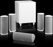 Harman Kardon - Harman Kardon Hkts 16wq 5.1 Surround-sound System Was: $599 Now: $339.95