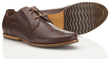 Men's Derby Leather Shoe