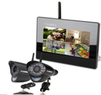 Lorex 4 CH 2GB SD Card Wireless Surveillance System
