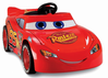 Power Wheels Lightning McQueen Super 6 Car