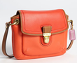 Coach Poppy Colorblock Leather Crossbody Bag