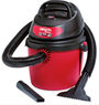 Shop-Vac 2.5-Gallon 2.5-Peak HP HangOn Wet/Dry Vacuum